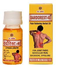 Dardorest-40 Pain Relieving Herbal Oil