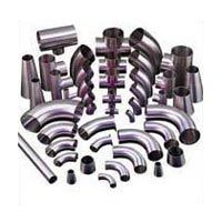 Nickel Alloy Buttweld Pipe Fittings