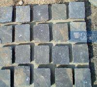 Black Sandstone Cobbel