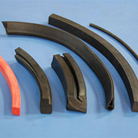 Rubber Extruded Cord