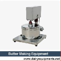 Butter Making Machine