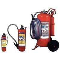 Dry Powder Type Fire Extinguisher
