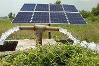 Solar Submersible Water Pump