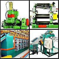rubber compounding machinery