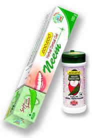 Herbal Dental Gel