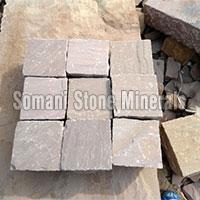 Automan Brown Sandstone Cobbles