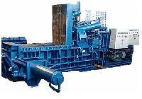Iron Scrap Baling Press