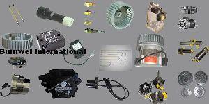 Gas Burner Spare Parts