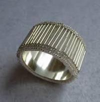 Handmade Steel Napkin Ring