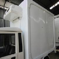 Mobile Refrigerated Van