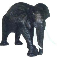 Leather African Elephant