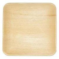 Areca Palm Leaf Square Plates