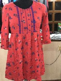 1091 Ladies Dress