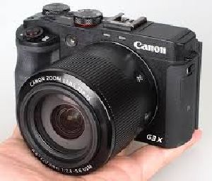 Canon Power Shot G3 X Wi-Fi Digital Camera