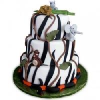 2-3 Tier Cakes