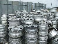 Aluminium Car Alloy Wheels Scrap