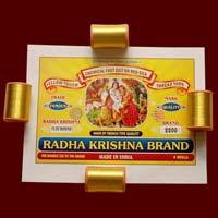 Radha Krishna Brand Jari Threads