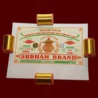 Subham Brand Jari Threads
