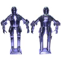Body Armour Suits