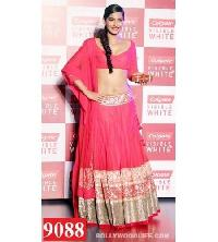 Georgette Embroidered Bollywood Style Lehenga
