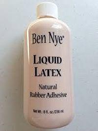 liquid latex adhesive