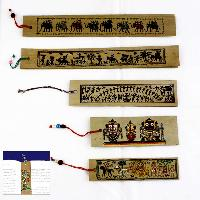 Palm Leaf Paintings, Pattachitra Paintings