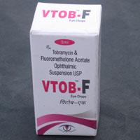 Vtob-F Eye Drops