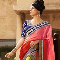 Bridal Wear Party Wear Wedding Indian Sari
