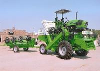 Tractor Mounted Combine Harvesters