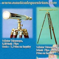 Brass Stand Telescopes