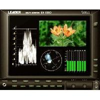 Leader Lv5380 Multi Sdi Monitor