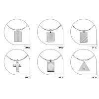 Stainless Steel Designer Jewelry