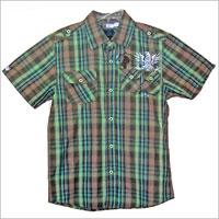 Checkered Casual Shirts