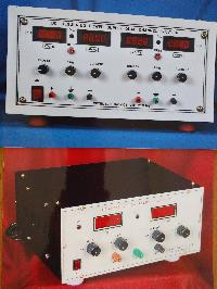 Regulated DC power Supply System
