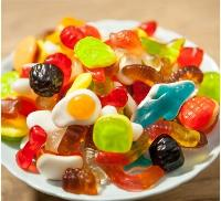 mixed fruit flavors