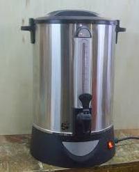 stainless steel tea urn