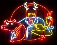 Neon Sign Board - 001