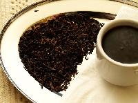Dried Tea Leaves