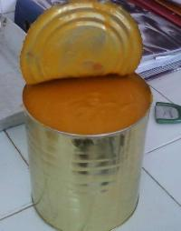 Fresh & Natural Kesar Mango Pulp