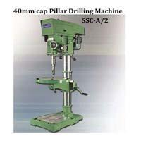 40mm Cap Auto Feed Pillar Drilling Machine (SSC-A/2)