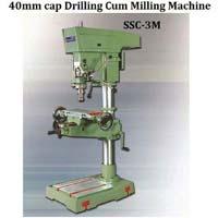 Universal fine Feed Milling Machine(ssc-3M)