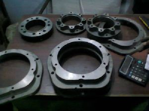 Casting And Machining Job Works As Per Drawing