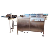 Automatic Air Jet Bottle Cleaning Machine
