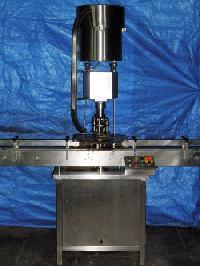 Automatic Single Head Cap Sealing Machine
