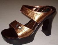 Pu High Heel Sandals