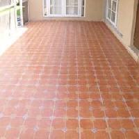 Garden Ceramic Tile