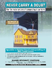 Polymer Based Waterproofing