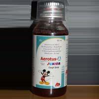 Aerotus-a Junior Cough Syrup