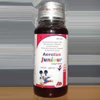 Aerotus Junior Cough Syrup