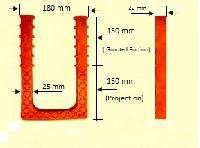 Plastic Manhole Foot Step